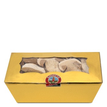 "Dried porcini mushrooms golden box ""speciale"" g. 100"